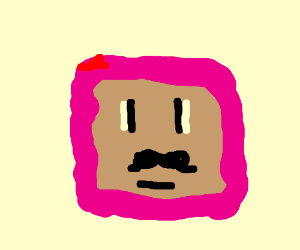 Fabulous Pink Sheep Drawing By Dank Meme Stealer Drawception