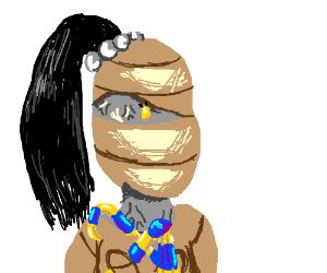 Pharohess Mummy