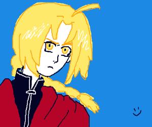The blonde dude from fullmetal alchemist