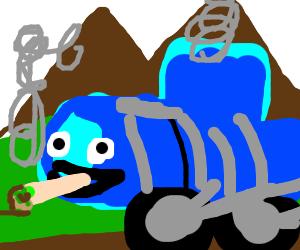 Thomas the dank engine