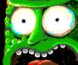 Rickle the pickle