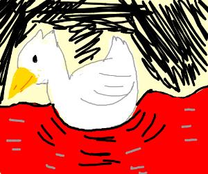 bloody ducky
