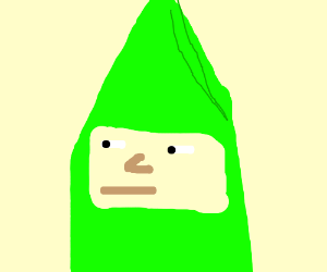 Idubbbz In His Green Suit Drawing By Deleted Drawception