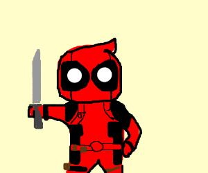 Cute Deadpool