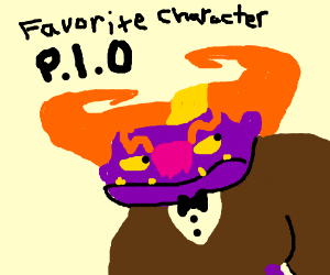 Favorite Charater (P.I.O)