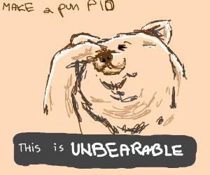 Draw a Pun (PIO) - Drawception