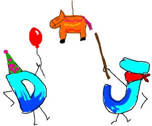 Drawception PARTY!