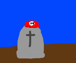 mario's funeral (rip sweet prince)