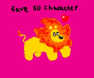 fav steven universe character pio