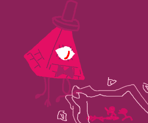 Bill Cypher  in the Weirdmaggedon(google it)