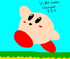 Videogame Character PIO