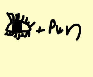 Eye pun