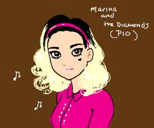 marina and the diamonds pio