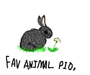 fav. animal PIO (wish I could draw :()