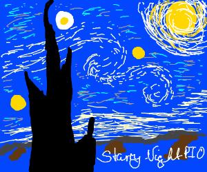 Starry Night PIO
