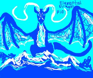 elemental dragon PIO