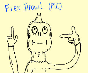 Free Draw! (PIO)