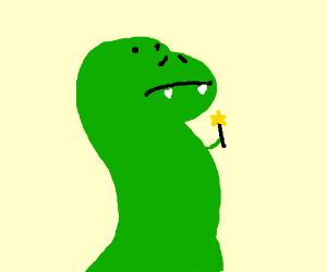 Magical T-Rex