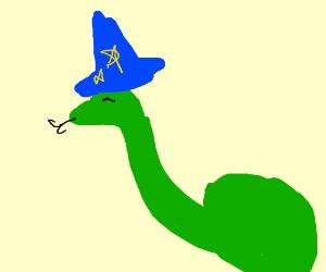 Snake Wizard