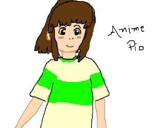 Anime pio ,I drew porco rosso