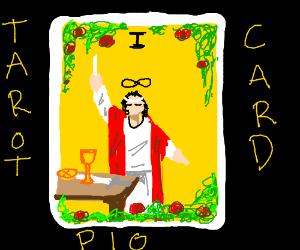 Tarot Card (Pass it On)