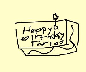 Turico's Birthday