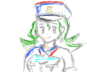 officer jenny (pokemon)
