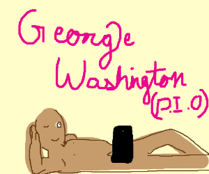 george washington p.i.o