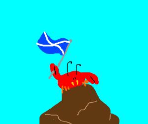 Scottish Crab