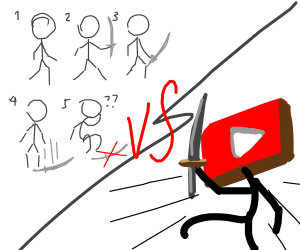 Animation VS YouTube