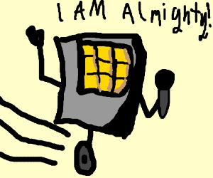 the all mighty mettaton