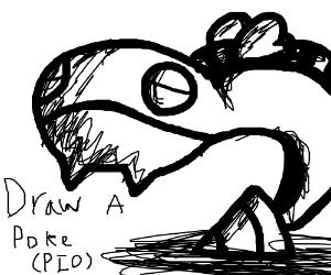 Draw A Pokemon PIO
