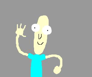 Mr. Poopybutthole OOHWEE!