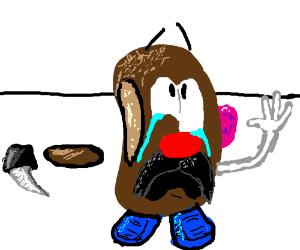 """He is a Skinned Potato Man """"4Loif"""""""