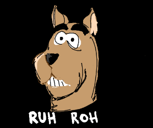 Image result for ruh roh