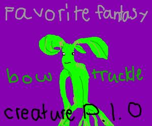 your favorite fantasy creature p.i.o