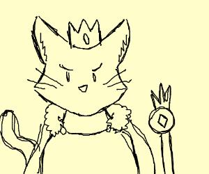 Cat king