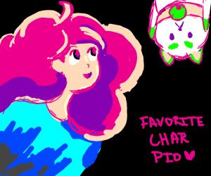 Favorite character (PiO