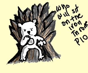 Who Will Sit On The Iron Throne? PIO