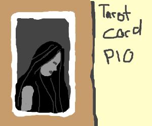 Tarot Card PIO