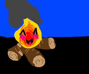 Kawaii fire