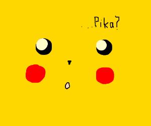 Pika?