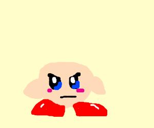 Angry Kirby