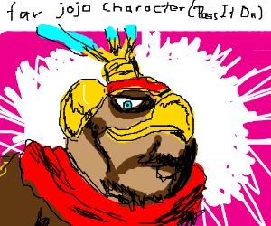 your favorite Jojo (charecter) PIO(pass it on)