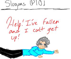 Slogans PIO (You're in good hands)
