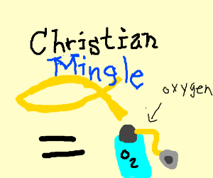 Christian Mingle is My Oxygen