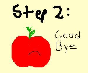 Step 1: Say hello