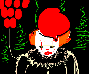 pennywise (remake not original)