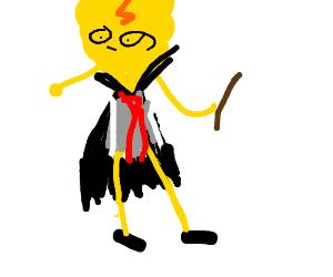 Harry Plopper The Simpsons Drawception