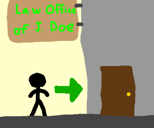 Step 12: Shoulda went to a lawyer instead